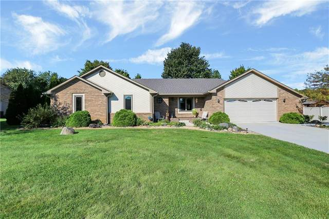 3690 S Fallow Trail, New Palestine, IN 46163 (MLS #21813753) :: Ferris Property Group