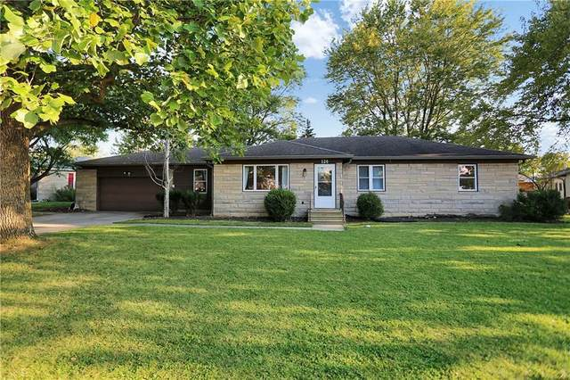 126 Roosevelt Drive, Greenfield, IN 46140 (MLS #21813773) :: AR/haus Group Realty