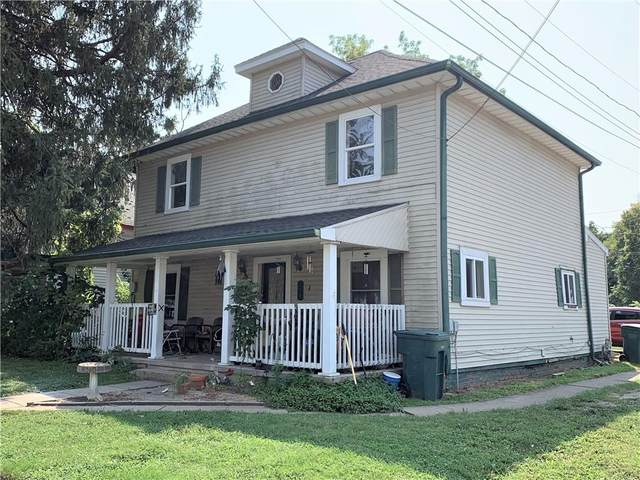 117 W Chestnut Street, Crawfordsville, IN 47933 (MLS #21813777) :: JM Realty Associates, Inc.