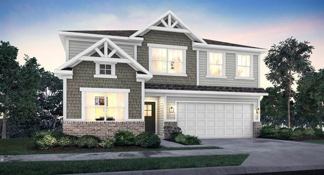 2845 Gibbert Lane, Westfield, IN 46074 (MLS #21813787) :: Heard Real Estate Team | eXp Realty, LLC