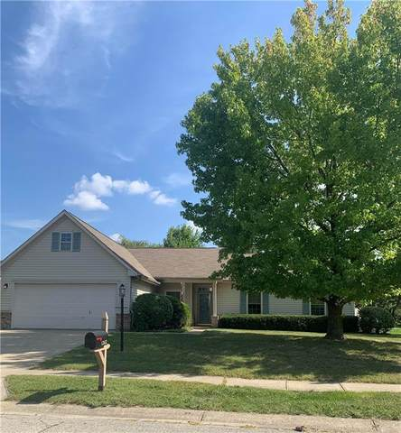 12632 Bent Oak Lane, Lawrence, IN 46236 (MLS #21813800) :: Heard Real Estate Team | eXp Realty, LLC