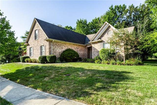 8016 Fawnwood Drive, Indianapolis, IN 46278 (MLS #21813802) :: Richwine Elite Group