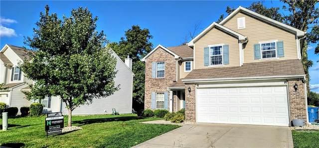 5051 Greenside Drive, Indianapolis, IN 46235 (MLS #21813805) :: Heard Real Estate Team   eXp Realty, LLC