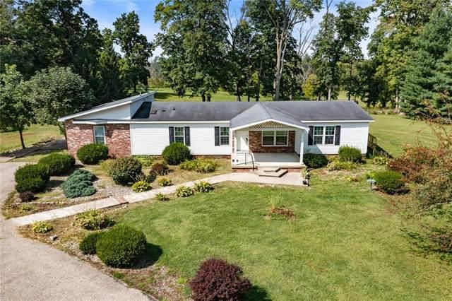 515 S County Road 325 W, New Castle, IN 47362 (MLS #21813814) :: Ferris Property Group