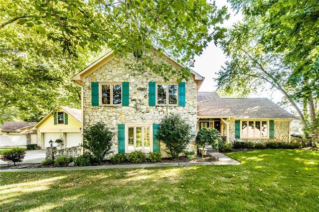 613 Hickory Court, Greenfield, IN 46140 (MLS #21813819) :: Ferris Property Group