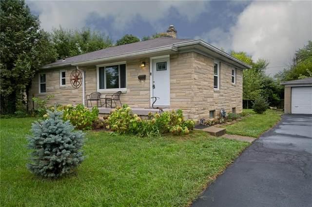135 N Boehning Street, Indianapolis, IN 46219 (MLS #21813826) :: Ferris Property Group