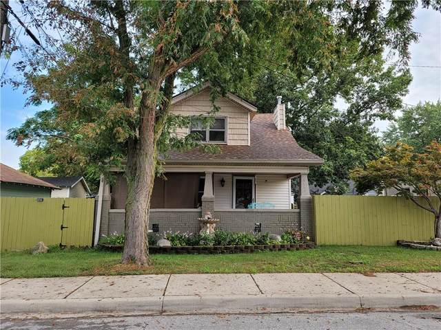 4660 Nowland Avenue, Indianapolis, IN 46201 (MLS #21813827) :: Ferris Property Group