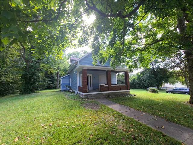 2025 E 34th Street, Indianapolis, IN 46218 (MLS #21813835) :: Mike Price Realty Team - RE/MAX Centerstone