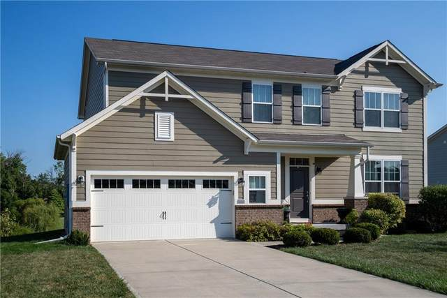 4632 Shelby Circle, Greenwood, IN 46143 (MLS #21813836) :: Ferris Property Group