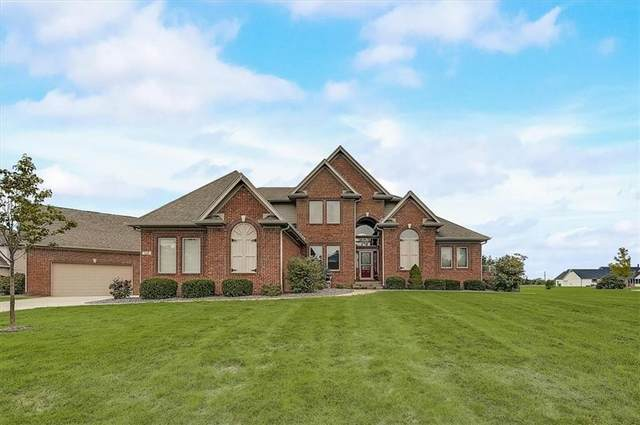 4149 Liberty Meadows Court, Avon, IN 46123 (MLS #21813841) :: Mike Price Realty Team - RE/MAX Centerstone
