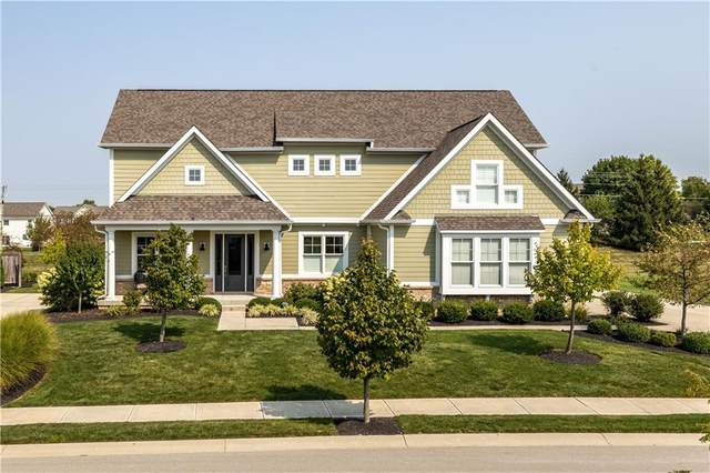 14328 Timberland Drive, Fishers, IN 46040 (MLS #21813854) :: Quorum Realty Group