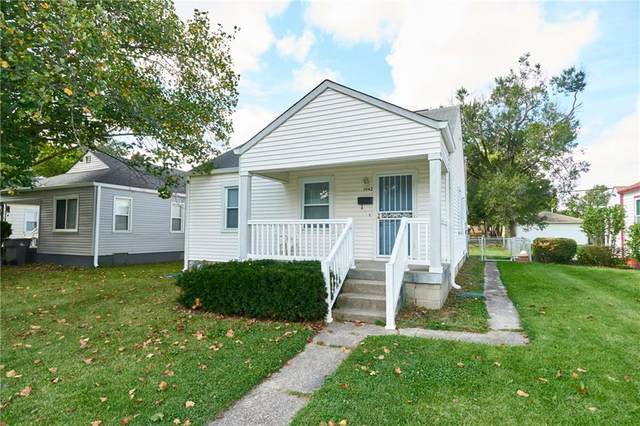 1942 N Medford Avenue, Indianapolis, IN 46222 (MLS #21813861) :: The ORR Home Selling Team