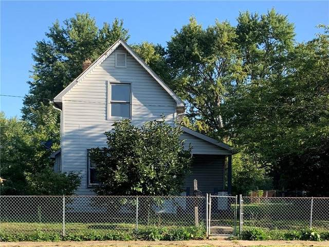 1124 W 2nd Street, Anderson, IN 46016 (MLS #21813862) :: Ferris Property Group