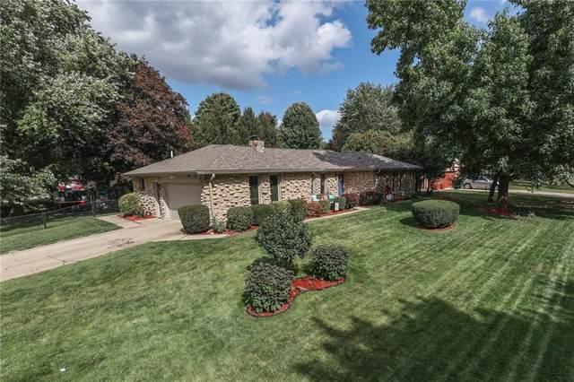 4066 Roamin Drive, Greenwood, IN 46142 (MLS #21813863) :: Ferris Property Group