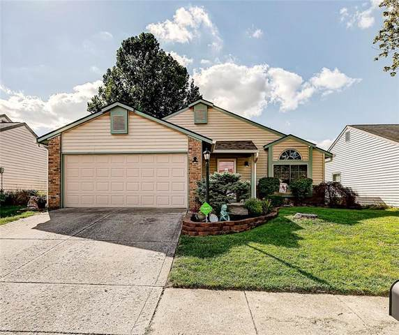 3564 Bearwood Drive, Indianapolis, IN 46235 (MLS #21813867) :: Richwine Elite Group