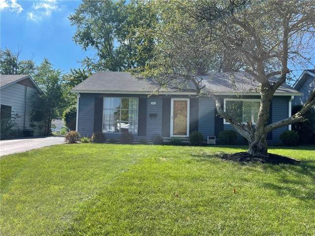 491 N 18th Street, Noblesville, IN 46060 (MLS #21813873) :: Mike Price Realty Team - RE/MAX Centerstone