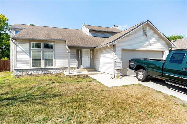 6006 Sycamore Forge Drive, Indianapolis, IN 46254 (MLS #21813874) :: Ferris Property Group