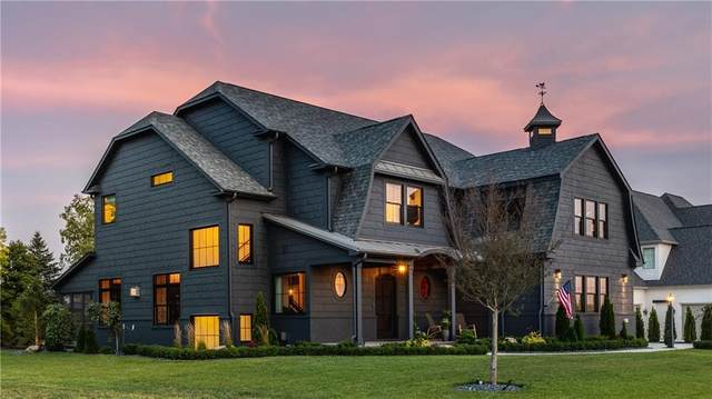5120 Melbourne Place, Zionsville, IN 46077 (MLS #21813880) :: The ORR Home Selling Team