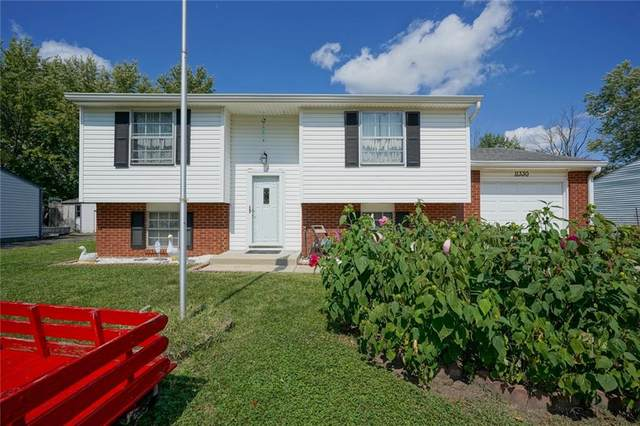 11330 Mcdowell Drive, Indianapolis, IN 46229 (MLS #21813881) :: Ferris Property Group