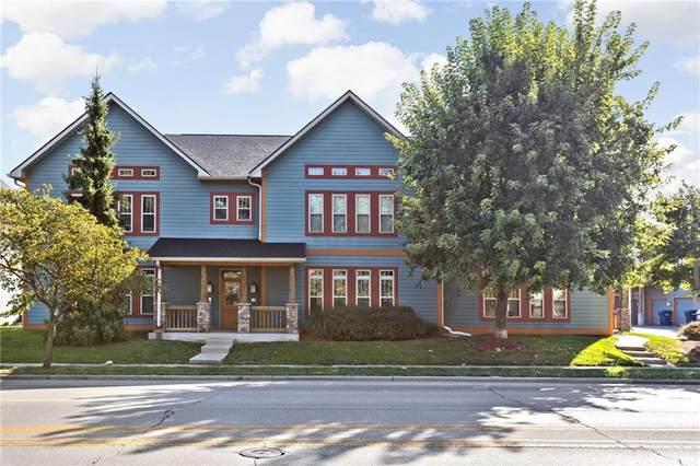 1623 N College Avenue #2, Indianapolis, IN 46202 (MLS #21813882) :: JM Realty Associates, Inc.