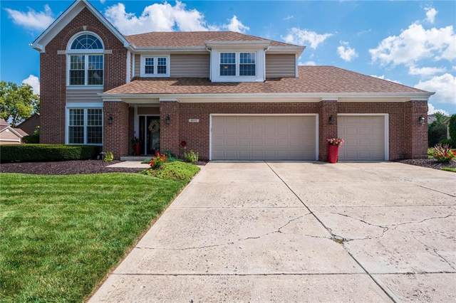 6825 Bluffridge Parkway, Indianapolis, IN 46278 (MLS #21813902) :: Mike Price Realty Team - RE/MAX Centerstone
