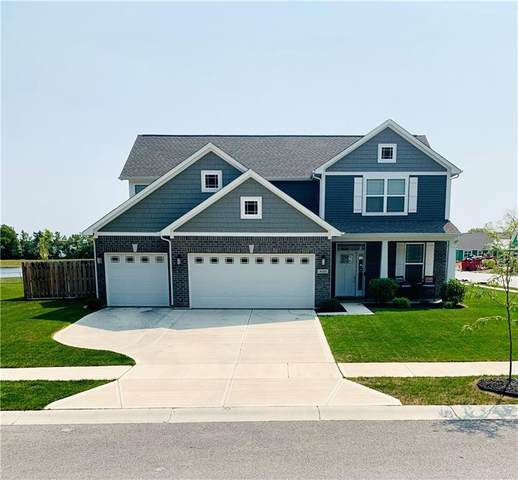 9305 Foudray Circle S, Avon, IN 46123 (MLS #21813907) :: Quorum Realty Group