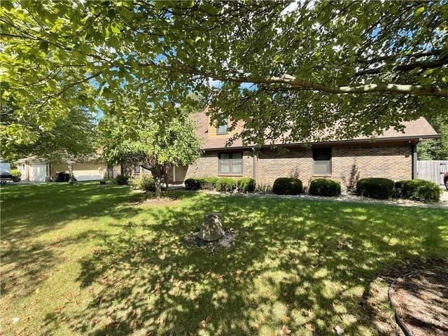 7608 W Mockingbird Court, Fairland, IN 46126 (MLS #21813910) :: Mike Price Realty Team - RE/MAX Centerstone