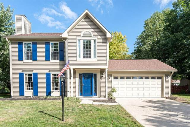 7696 Madden Lane, Fishers, IN 46038 (MLS #21813911) :: Mike Price Realty Team - RE/MAX Centerstone