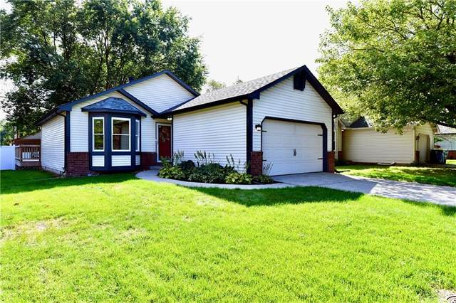 9243 Warwick Road, Indianapolis, IN 46240 (MLS #21813914) :: Mike Price Realty Team - RE/MAX Centerstone