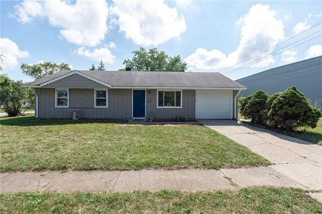 8745 Calbert Drive, Indianapolis, IN 46219 (MLS #21813915) :: Mike Price Realty Team - RE/MAX Centerstone