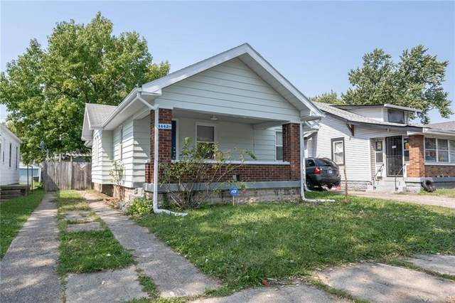 1442 N Chester Avenue, Indianapolis, IN 46201 (MLS #21813927) :: AR/haus Group Realty