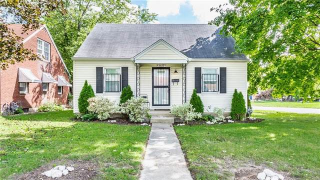 3112 Sheridan Street, Anderson, IN 46016 (MLS #21813929) :: JM Realty Associates, Inc.