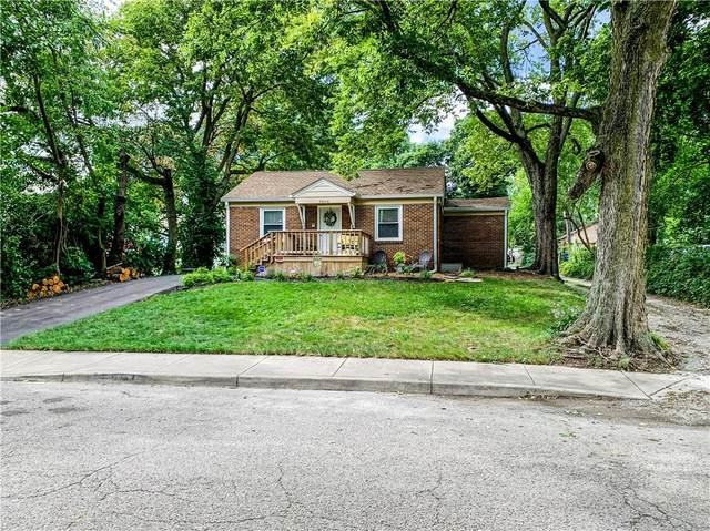 3806 N Byram Avenue, Indianapolis, IN 46208 (MLS #21813936) :: The Indy Property Source