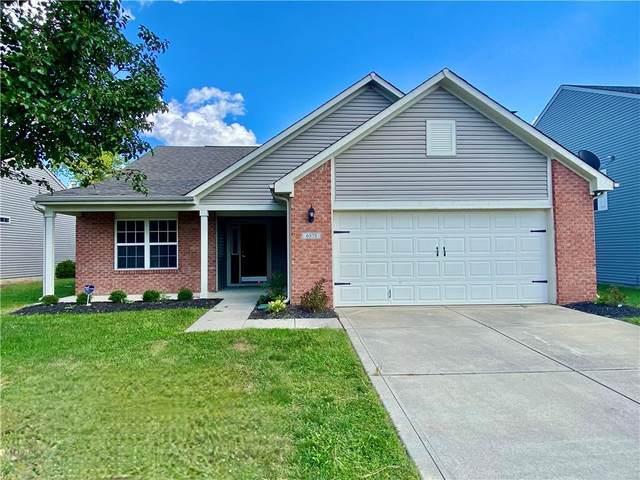 6575 Enclave Boulevard, Greenwood, IN 46143 (MLS #21813937) :: AR/haus Group Realty