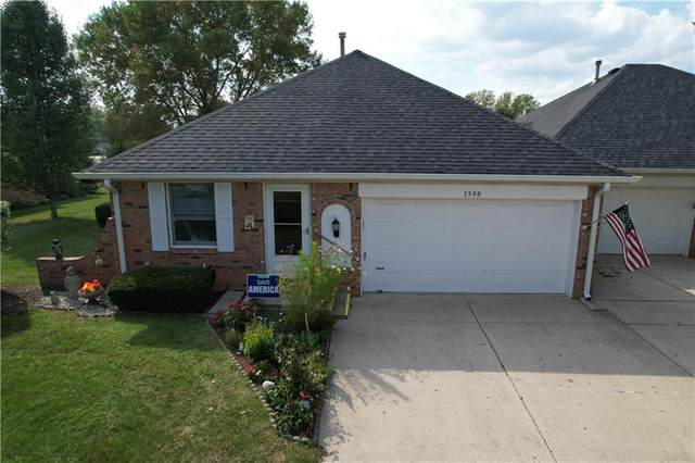 1358 Holiday Lane W, Brownsburg, IN 46112 (MLS #21813938) :: Quorum Realty Group
