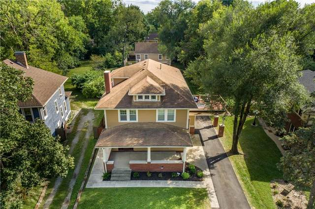 527 E 37th Street, Indianapolis, IN 46205 (MLS #21813941) :: Richwine Elite Group