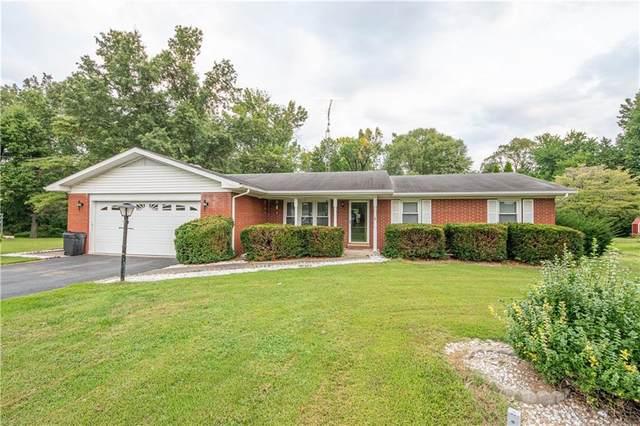 1700 Hurley Drive, North Vernon, IN 47265 (MLS #21813953) :: Heard Real Estate Team   eXp Realty, LLC