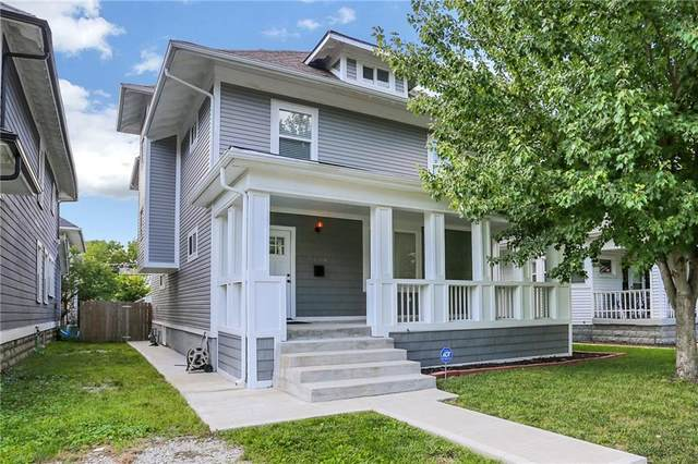 3106 N Capitol Avenue, Indianapolis, IN 46208 (MLS #21813967) :: Ferris Property Group