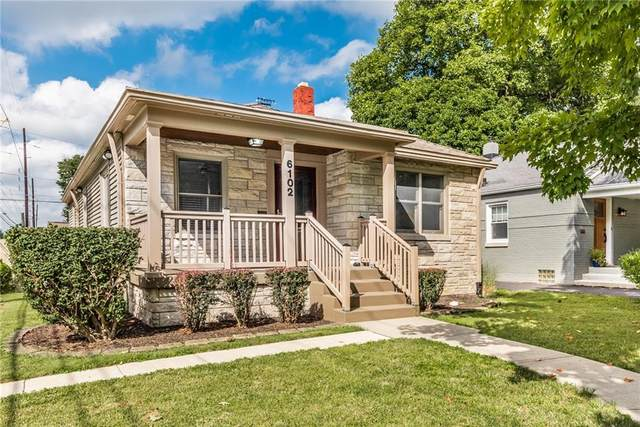 6102 Haverford Avenue, Indianapolis, IN 46220 (MLS #21813984) :: Pennington Realty Team