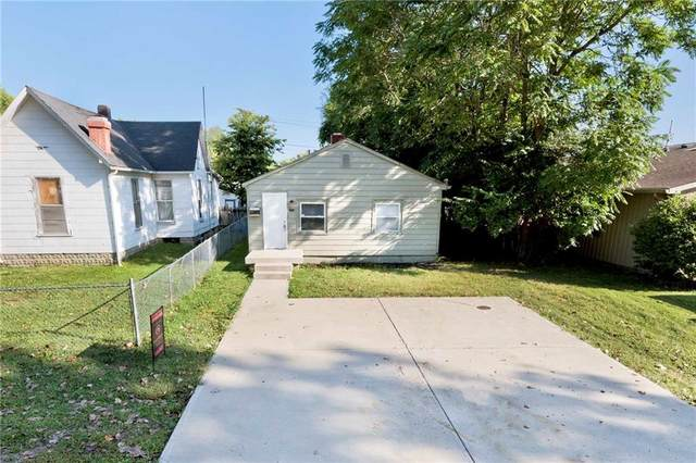 2110 Clay Street, Indianapolis, IN 46205 (MLS #21814019) :: Richwine Elite Group
