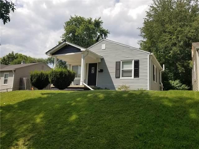 3336 N Brookside Parkway, Indianapolis, IN 46218 (MLS #21814024) :: Ferris Property Group
