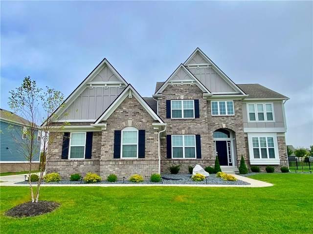 3921 Spylaw Road, Bargersville, IN 46106 (MLS #21814031) :: Ferris Property Group