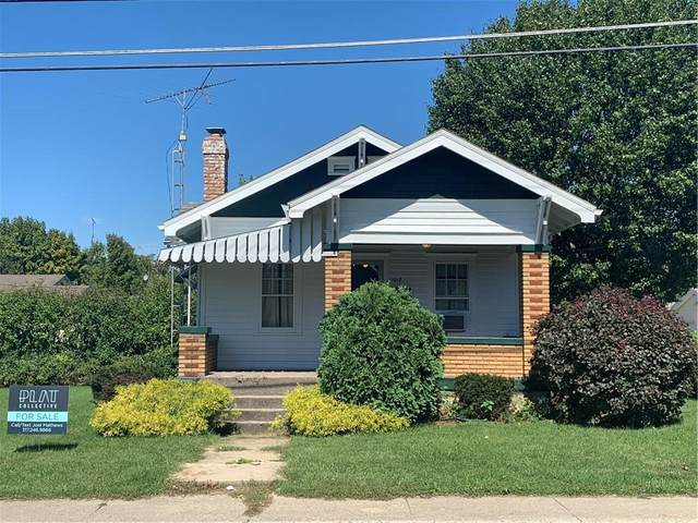 1018 W 8th Street, Connersville, IN 47331 (MLS #21814046) :: Heard Real Estate Team | eXp Realty, LLC