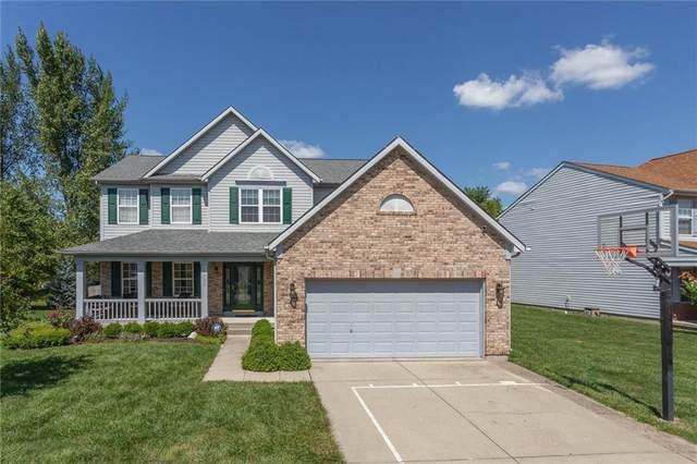 702 Morgan Way, Greenwood, IN 46143 (MLS #21814049) :: Ferris Property Group