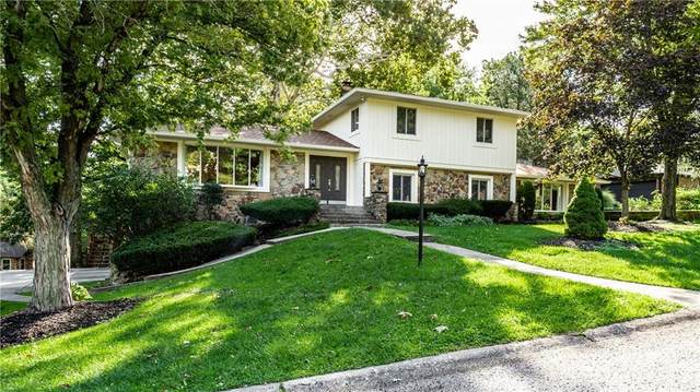 8045 Claridge Road, Indianapolis, IN 46260 (MLS #21814050) :: Ferris Property Group