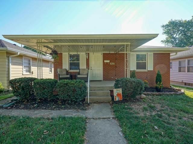 2637 S Applegate Street, Indianapolis, IN 46203 (MLS #21814052) :: Ferris Property Group