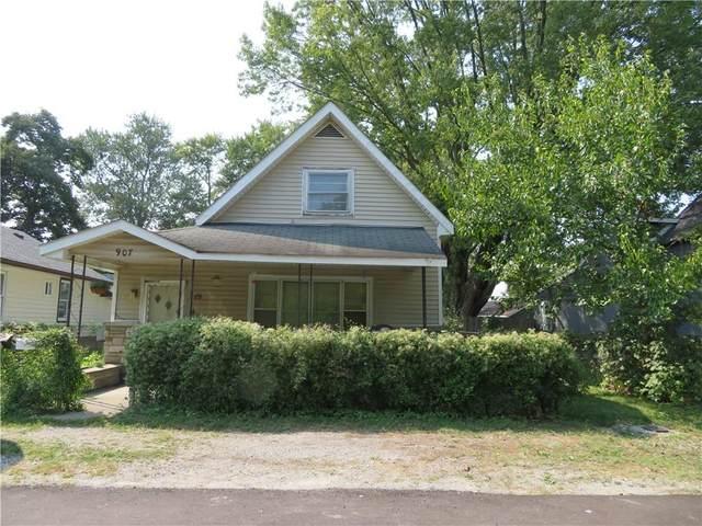 907 Silver Street, Anderson, IN 46012 (MLS #21814060) :: Ferris Property Group