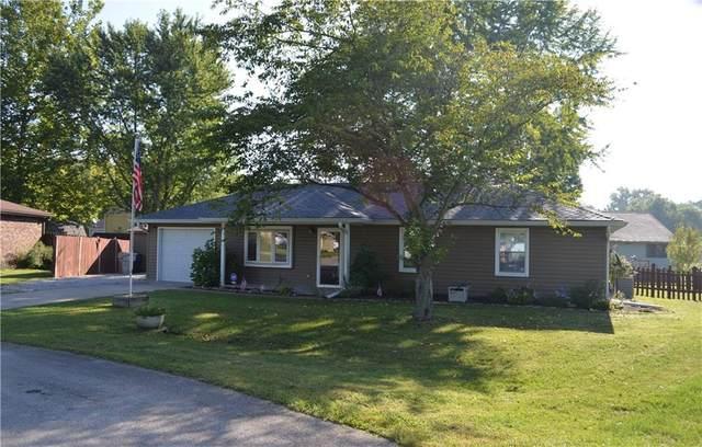 8533 Farmstead Court, Columbus, IN 47201 (MLS #21814061) :: Pennington Realty Team