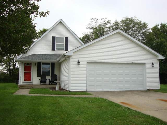 2021 Lake Forest Lane, New Castle, IN 47362 (MLS #21814073) :: Ferris Property Group