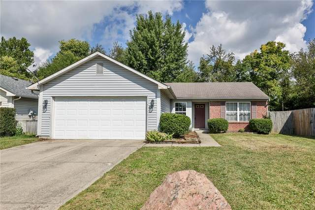 6566 Bertha Street, Indianapolis, IN 46241 (MLS #21814075) :: The Indy Property Source
